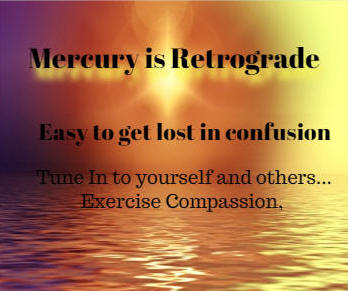 Aligned for Mercury Retrograde | Making the most of this
